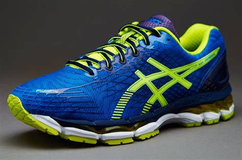 Harga Asics Nimbus 15 asics gel nimbus 17 electric blue flash yellow w97w7332