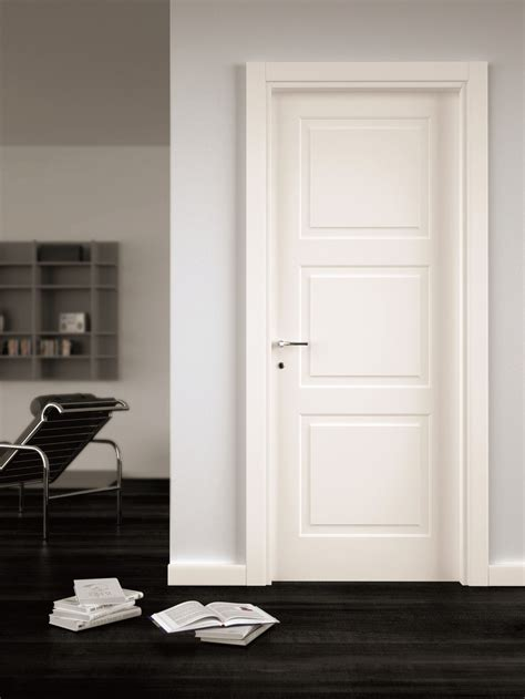 3 Panel Interior Door with 3 Panel Interior Door