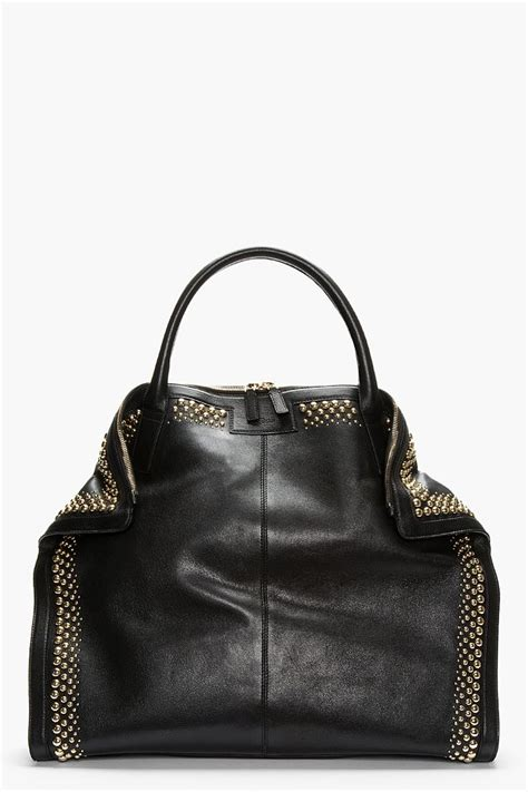 Ezra Studded Ab Bag Black by 25 Best Ideas About Studded Bag On High End