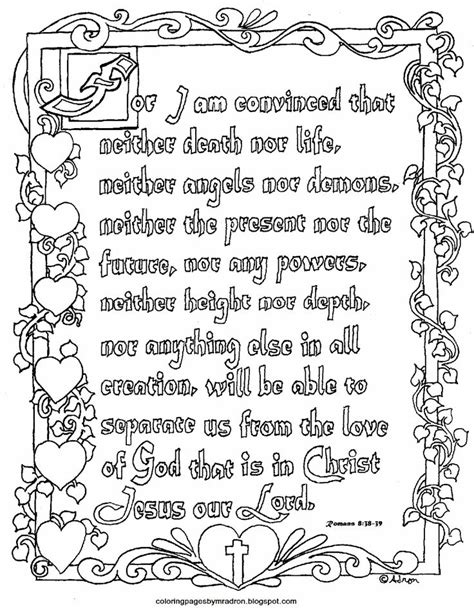 Romans 8 Coloring Page by 25 Best Ideas About Romans 8 38 39 On Jesus