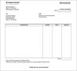 services invoice template service invoice 28 documents in pdf word