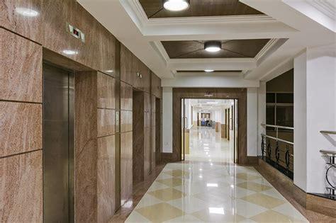 Commercial Faucets Kitchen by Bakir Baldiwala Health Care Facility Lift Lobby
