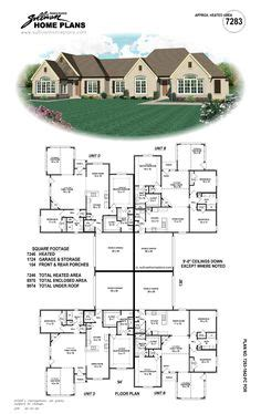 quadplex plans 1000 images about real estate on pinterest house plans