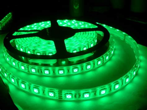green led light strips china led light in green color china led
