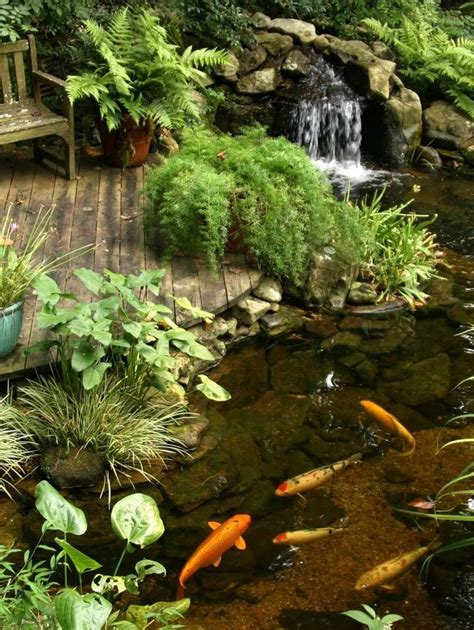 backyard pond waterfall beautiful backyard waterfalls that will beckon you to look
