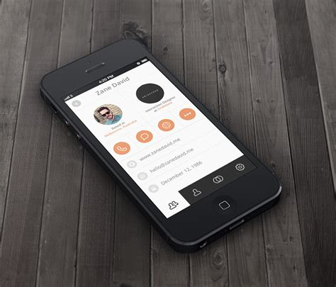 App Design Zane | amazing ui design inspiration 2013 2
