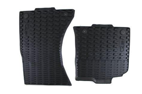audi q5 floor mats floor mats for audi q5