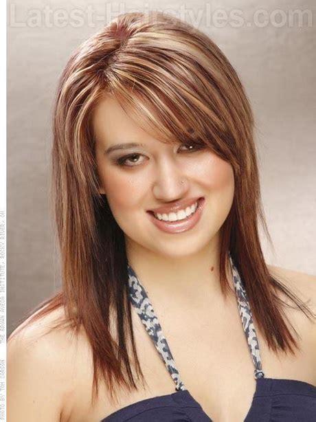 medium length lots of layers hairstyles shaggy layered haircuts