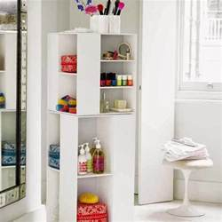 Innovative Bathroom Storage Modern Furniture 2014 Small Bathrooms Storage Solutions Ideas