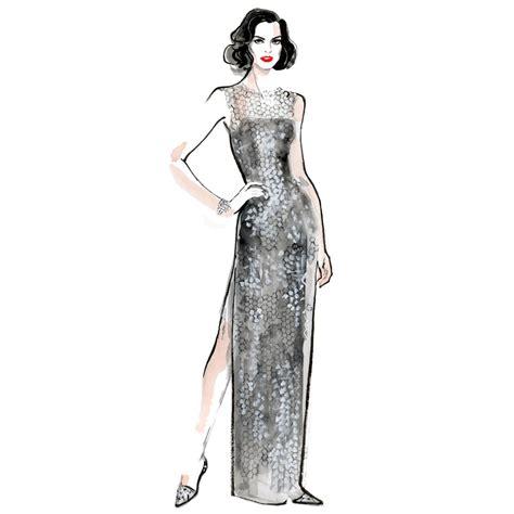 carine roitfeld amp amfar bring disco couture to cannes