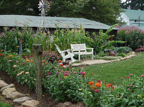 Grandmas Garden by S Garden Photograph By Jonathan Boyd