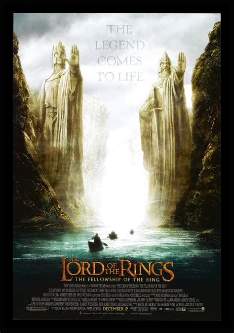 the lord of the rings poster options jrr talkien home wall lord of the rings fellowship of the ring cinemasterpieces