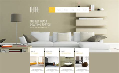 wordpress themes interior design interior design wordpress themes free and premium gt3