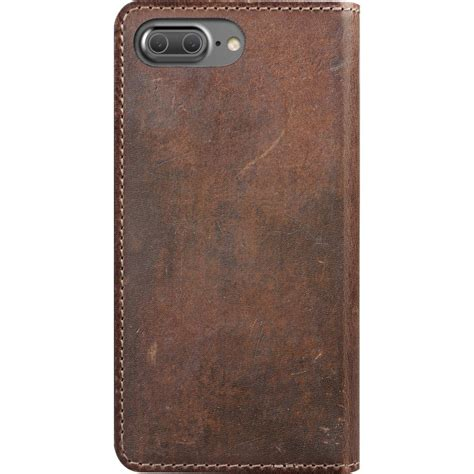 Nomad Iphone 7 8 Plus Clear Leather Horween Rugged Ultra Drop nomad folio for iphone 7 plus horween brown leather