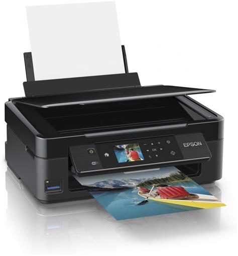Printer Epson Second epson expression xp 442 multi function a4 wireless colour inkjet printer ebuyer