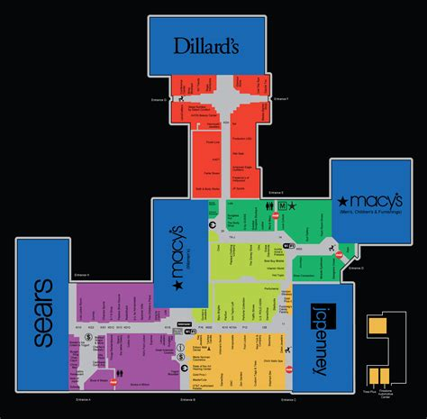 layout of livingston mall layout of briarwood mall briarwood mall map quotes