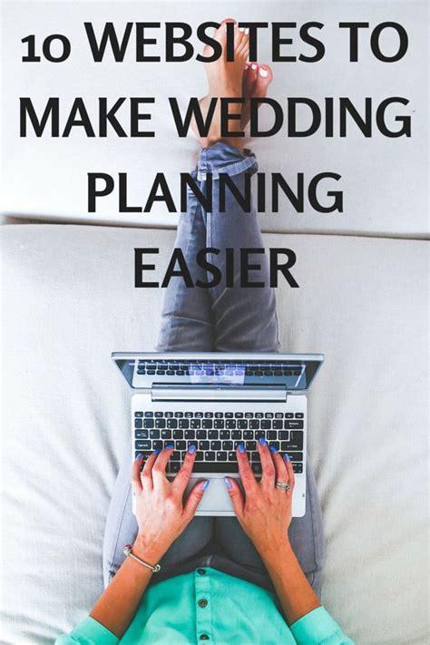 Best Wedding Planning Websites by Best 25 Wedding Planning Ideas On Wedding
