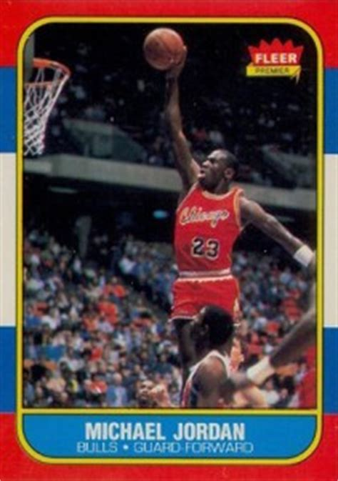 Michael Rookie Of The Year Card Mba Hoops by 15 Most Valuable Basketball Rookie Cards From The 1980s