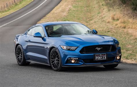 Ford Mustang by 2017 Ford Mustang Gt Review Performancedrive
