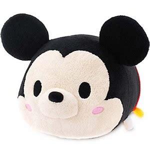 Iring Tsum Tsum Mickey Minnie your wdw store disney tsum tsum medium mickey mouse