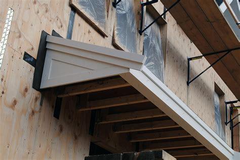 Exterior Door Roof Overhang Roof Overhang At Front Door Quivet Neck House