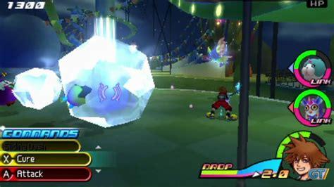 Kaset Kingdom Hearts 3d Drop Distance 3ds kingdom hearts 3d drop distance review