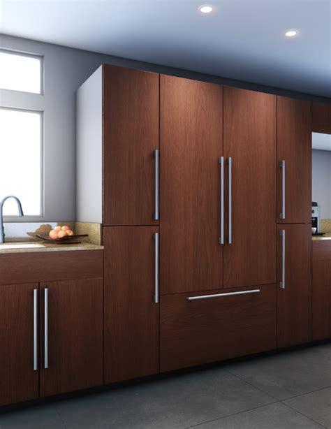 armoire refrigerator jenn air armoire style refrigerator modern kitchen