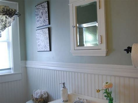 wainscoting bathroom ideas pictures wainscot bathroom pictures home design ideas