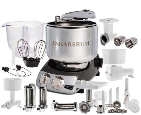 Ankarsrum Akm 6230 Mixer Black Chrome ankarsrum original total mixer black chrome 2300107 fhp fi appliance spare parts