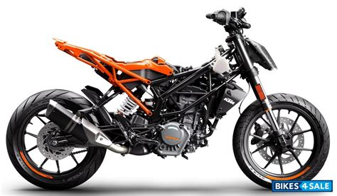 Ktm 125cc ktm duke 125 price specs mileage colours photos and