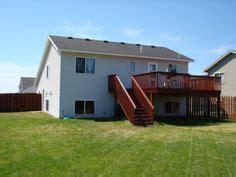 split level deck plans 1000 ideas about bi level homes on pinterest split
