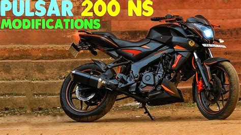pulsar 200 ns modified top modified bajaj pulsar 200 ns best ever modified