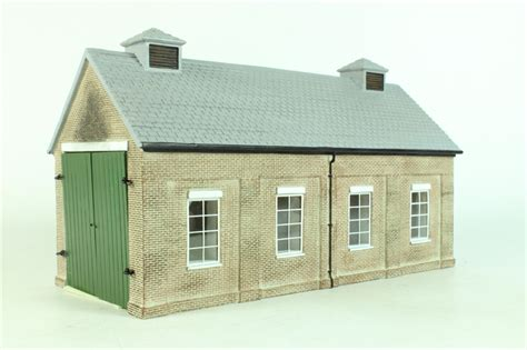 Gwr Engine Sheds by Hattons Co Uk Hornby R9667 Ln Gwr Engine Shed Pre