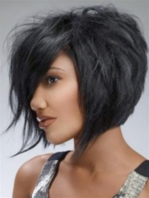 asymetric hairstyles for black women pintrest ideas to choose asymmetrical bob black hair asymmetrical