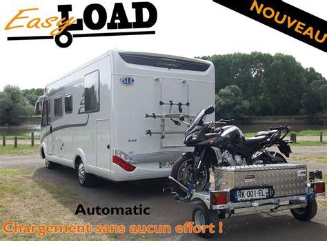 porte scooter pour voiture remorque moto scooter transversale easy load automatique