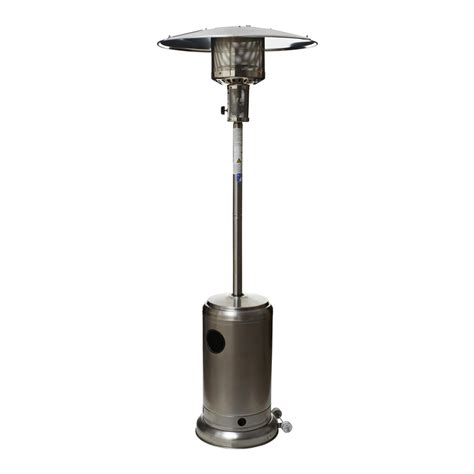 Jumbuck Patio Heater Patio Heater Bunnings Jumbuck Silver Powder Coated Patio Heater I N 3170508 Bunnings Warehouse
