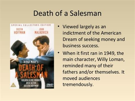 death of a salesman theme yahoo answers 10 tips for writing the death of a salesman coursework help