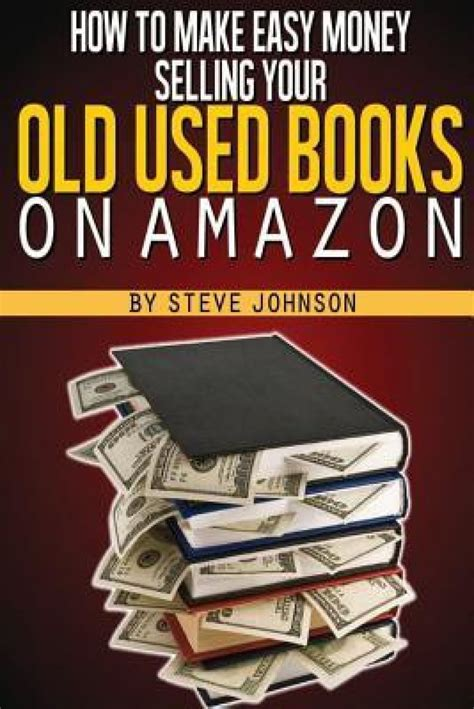 How To Make Money Selling Used Books Online - how to make easy money selling your old used books on amazon buy how to make easy