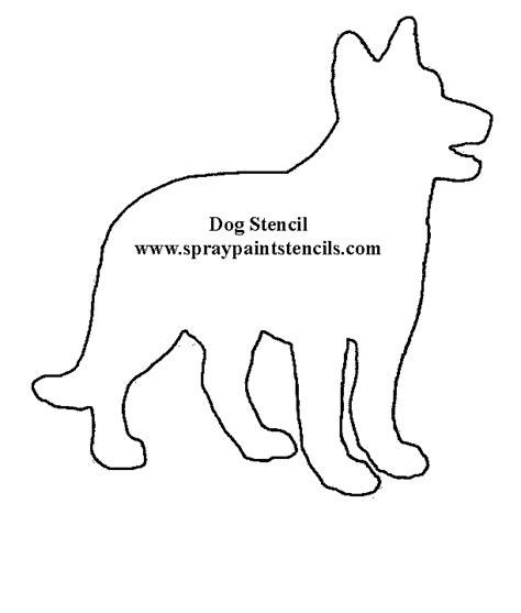 free stencils of animals