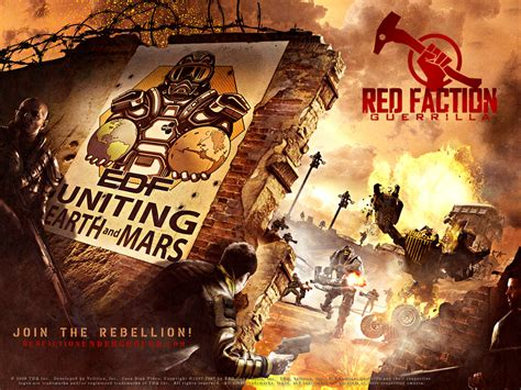 red faction guerrilla games wallpapers