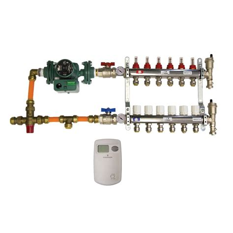 sharkbite 1 2 in radiant heating install kit 24779 the