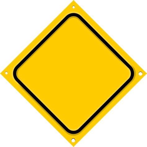 printable blank road signs road sign diagonal blank blanks road signs road sign