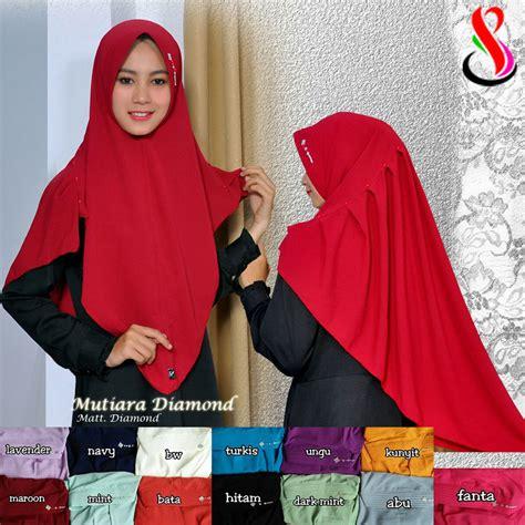 Klip Jilbab Mutiara 1 jilbab mutiara sentral grosir jilbab kerudung i supplier jilbab i retail grosir