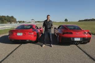 Vs Viper 2014 Chevrolet Corvette Vs 2014 Dodge Srt Viper The Car