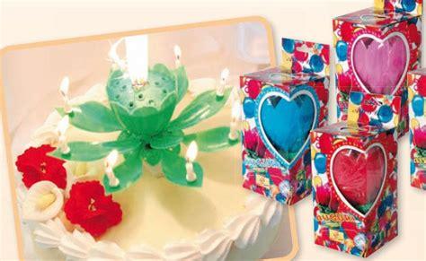 candele fiore candele e fontane candela fiore musicale rosa floreal