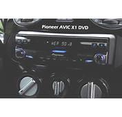 Pioneer AVIC X1 BT X 1 Einbau Im BMW Golf