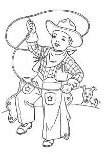 cowboy colors printable cowboy coloring pages coloring me