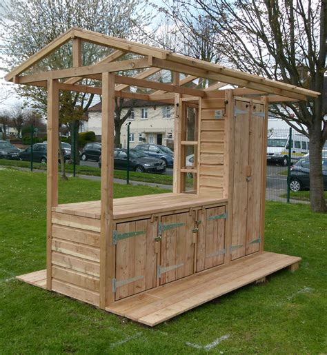 The Potting Shed by The Potting Shed Green Play Project