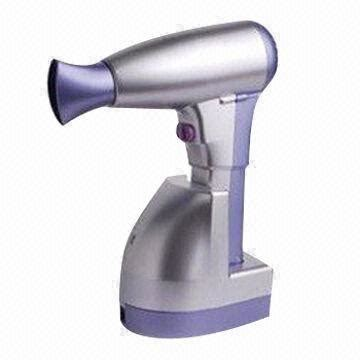 Hair Dryer Battery Powered venus cordless hair dryer with 3 hours charging time and