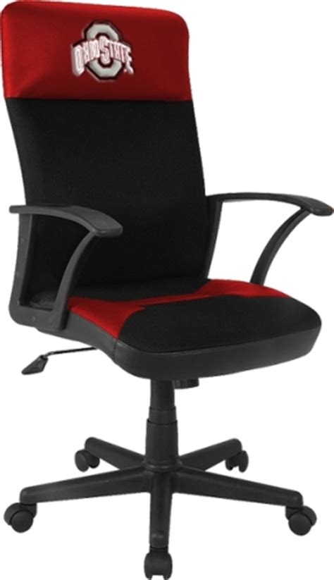 Ohio State Chair by Ohio State Buckeyes Varsity Office Chair